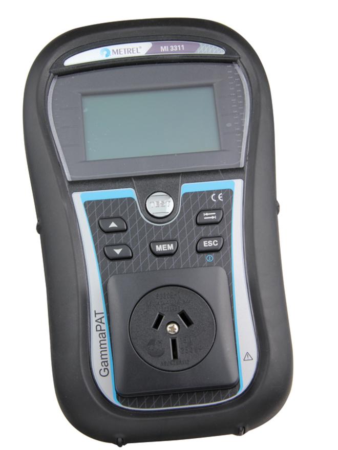MI3311 Gamma Pat Portable Appliance Tester image 0