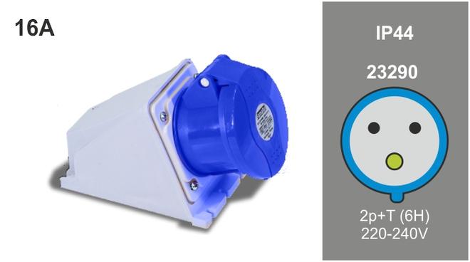 Famatel IEC Sockets/Outlets image 0
