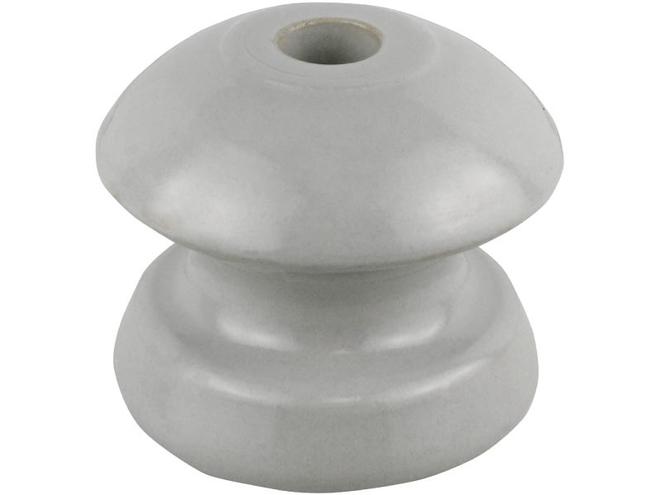 LV Shackle Porcelain Insulator - 205 image 0