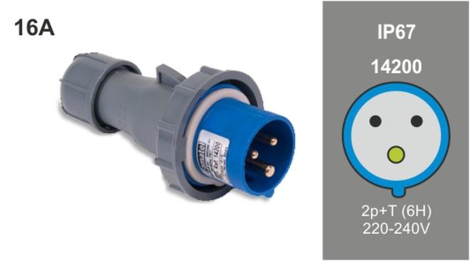 Famatel IEC Plugs image 5