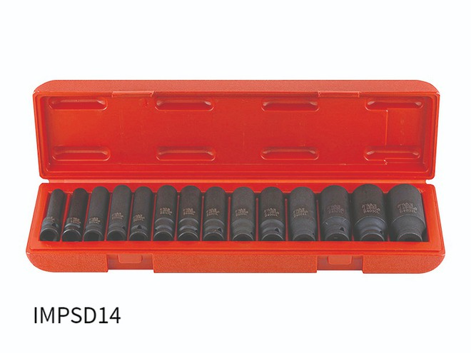 Impact Socket Sets image 2