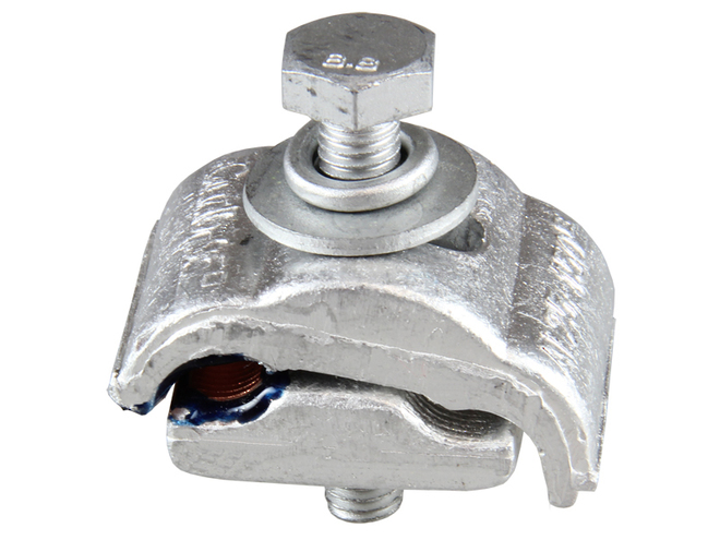 Bimetal Parallel Groove Clamps image 0
