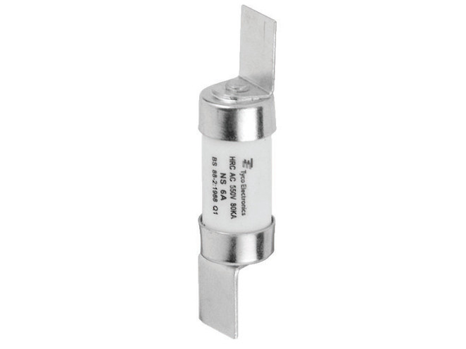 HRC Fuse Link Staggered Tags 60mm - NS Type (G06) image 2