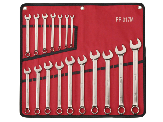 Chrome Wrench Sets image 1