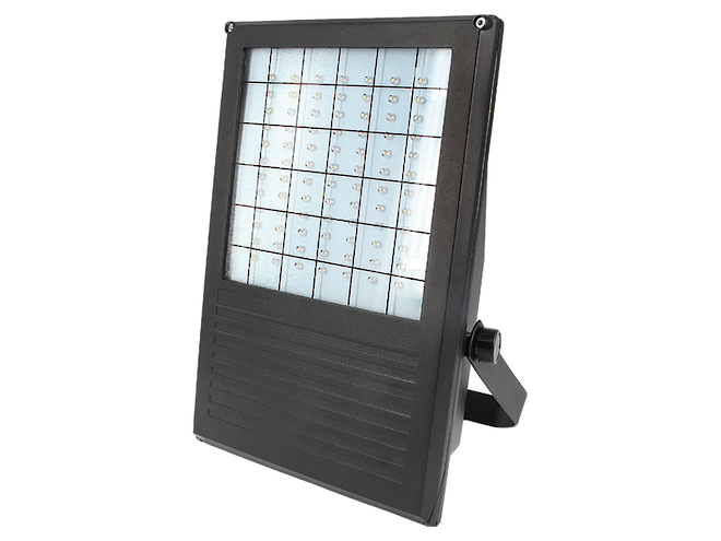 LEDSOLAR-5W Compact LED Solar Flood Light image 0