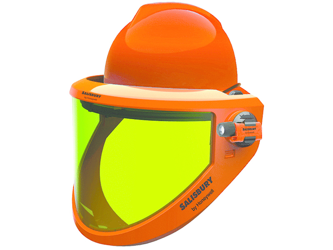 AS1200 Universal Fit Protective Face Shield - HRC2, 12 Cal/cm² image 0