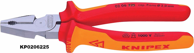 High Leverage Combination Pliers - Knipex image 1