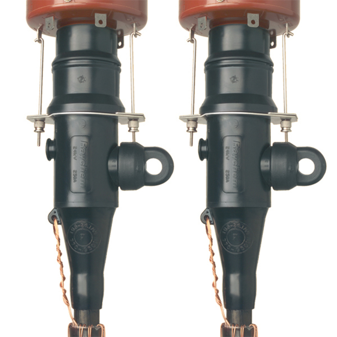 Elbows - RSES & RSSS, Screened Adaptor System 12/24kV (250A/400A) image 1