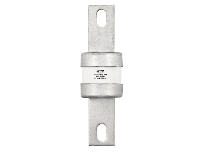 HRC Fuse Link Central Tags 111mm Fixing Centre - TKF Type (N09) image 0