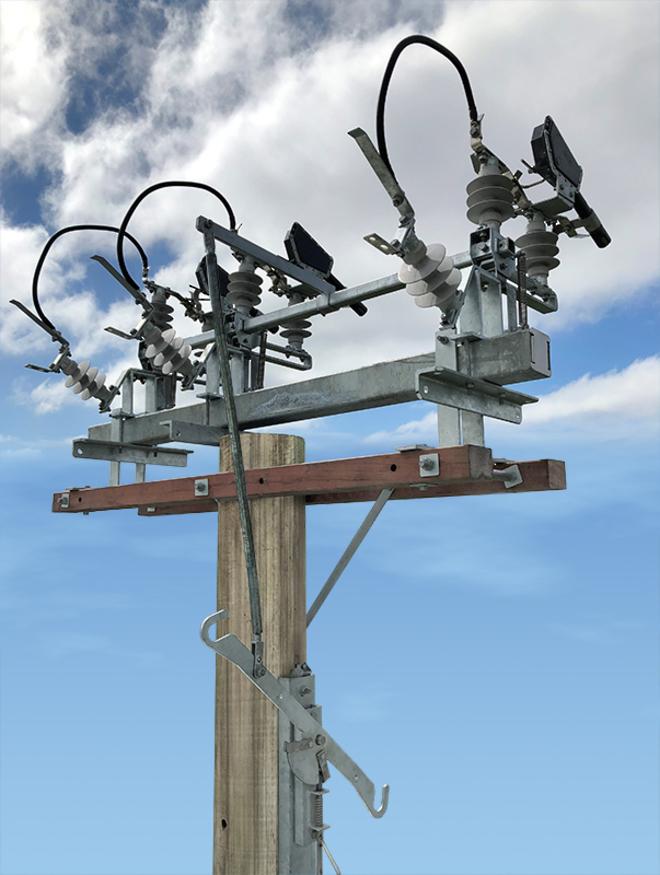 Air Break Switch - Allied Insulators image 0