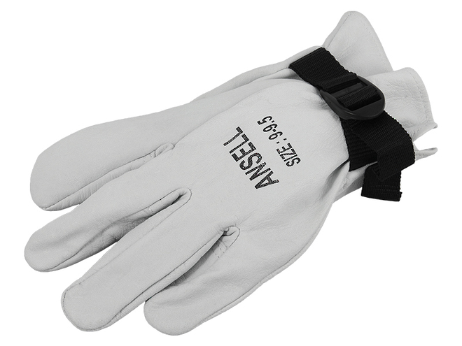 Leather Over-Gloves image 0