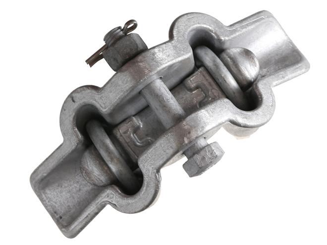 Cast Iron Suspension Clamps image 1
