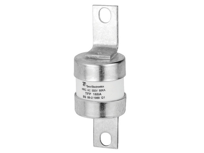 HRC Fuse Link Offset Tags 94mm Fixing Centre - TFP Type (M14) image 0