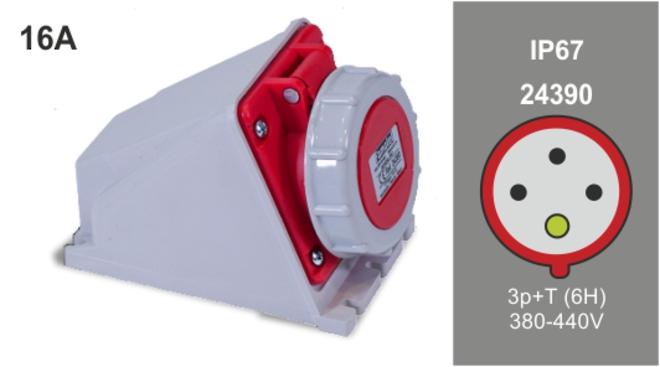 Famatel IEC Sockets/Outlets image 5