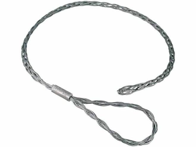 Cable Pulling Socks - Single Eye image 0