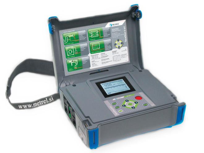 MI3201 TeraOhm 5kV Plus Insulation Tester image 0