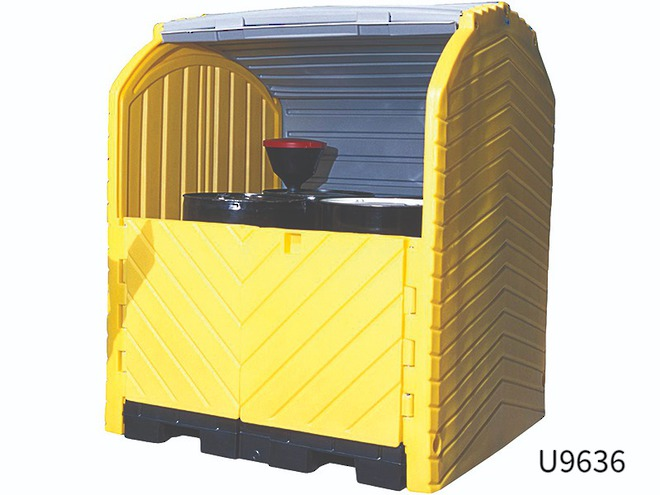 Ultra Outdoor Hardtop Containment image 2
