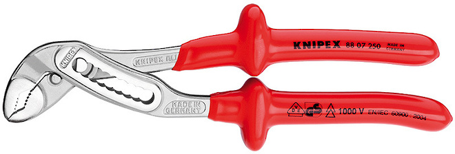 Slip Jaw Pliers - Knipex image 1