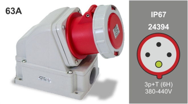 Famatel IEC Sockets/Outlets image 9
