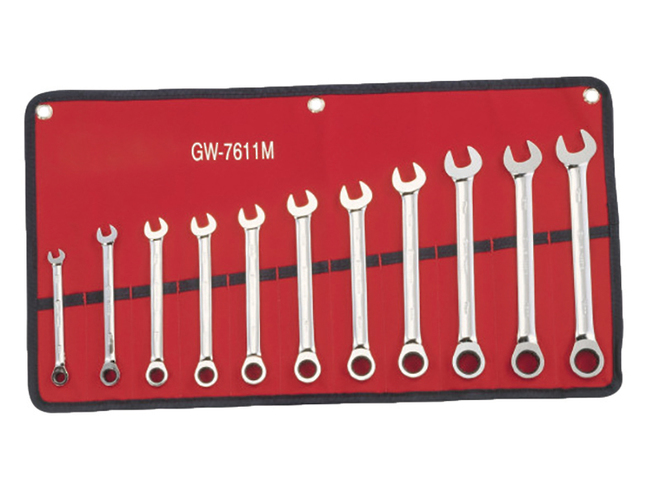 Chrome Wrench Sets image 0