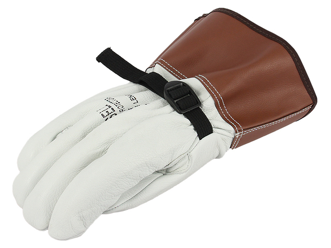 Leather Over-Gloves image 1