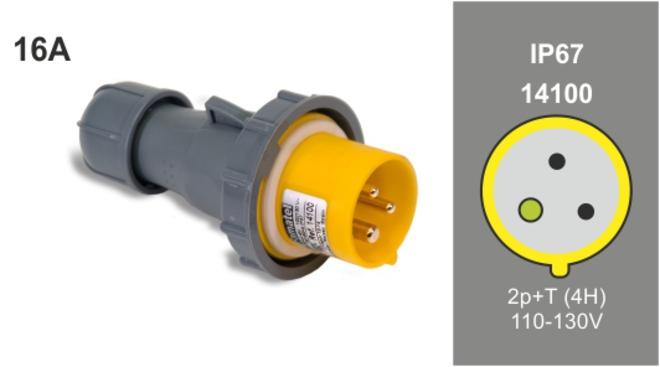 Famatel IEC Plugs image 4
