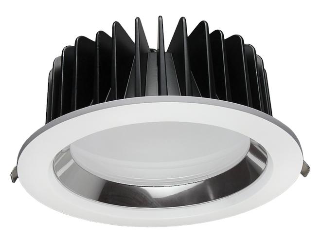 LEDDL210 - 210mm Cutout LED Downlights image 1