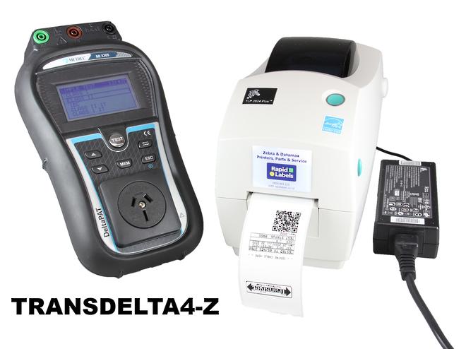 TRANSDELTA4-Z Portable Appliance Tester Kits image 1
