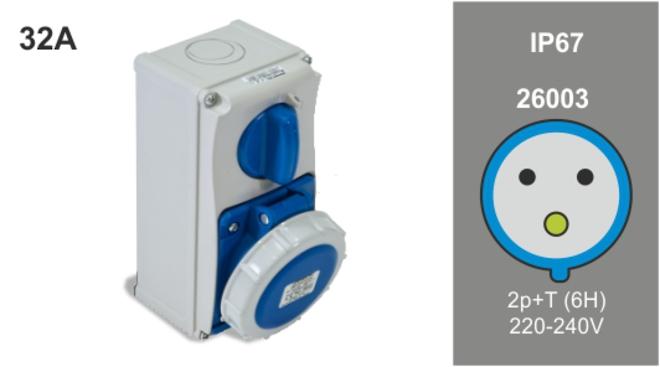 Famatel IEC Sockets/Outlets image 16