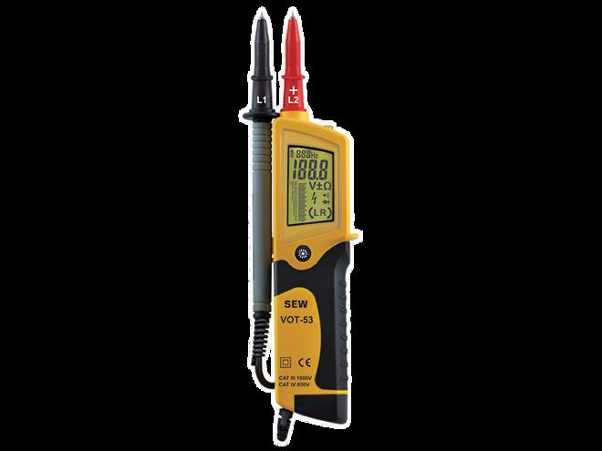 TNVOT-53 Voltage/Continuity Tester 2m Lead image 1