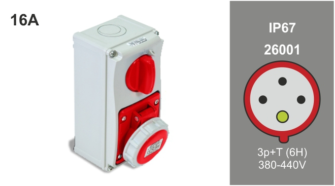 Famatel IEC Sockets/Outlets image 14