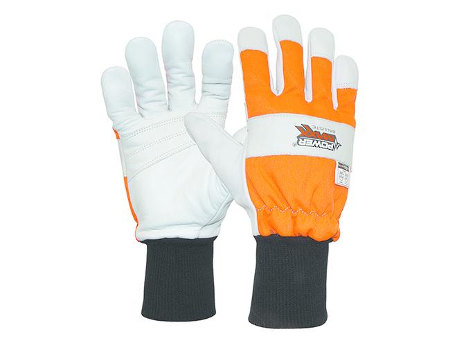 Powermaxx Ballistic Chainsaw Gloves image 0
