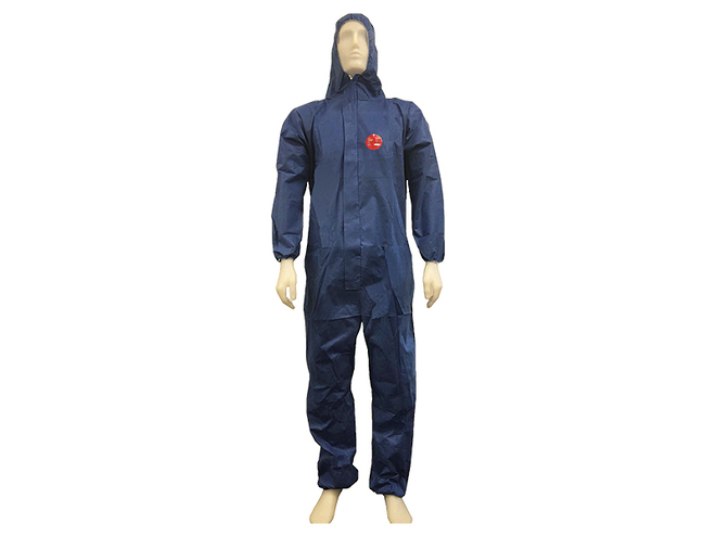 Flame Retardant Disposable Coverall image 0