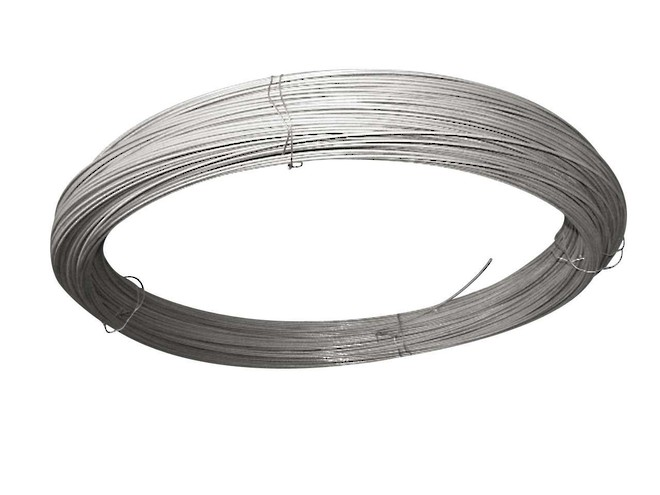 Galvanised Stay Wire image 0