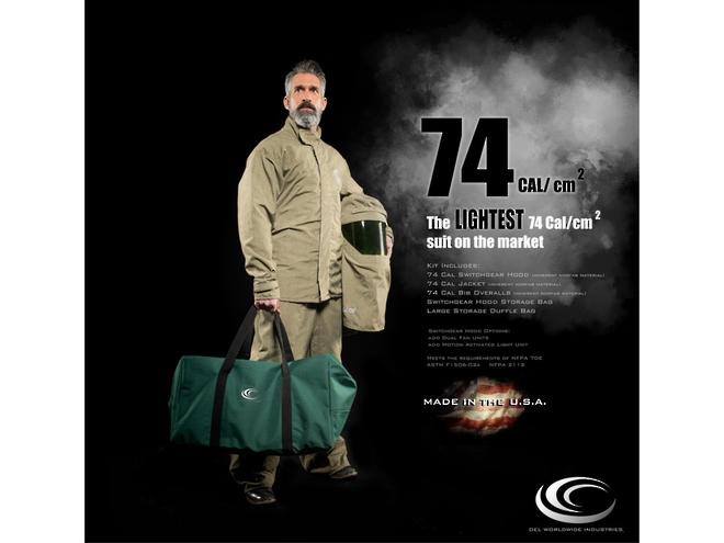 74 Cal Clothing and Kits image 0