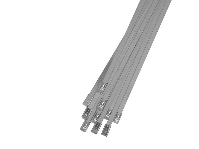 Uti Ties - Stainless Steel Cable Ties image 1