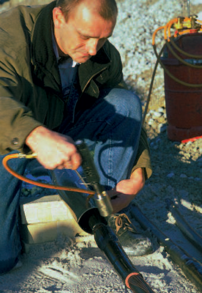 22kV Repair Joints for XLPE Cables image 1