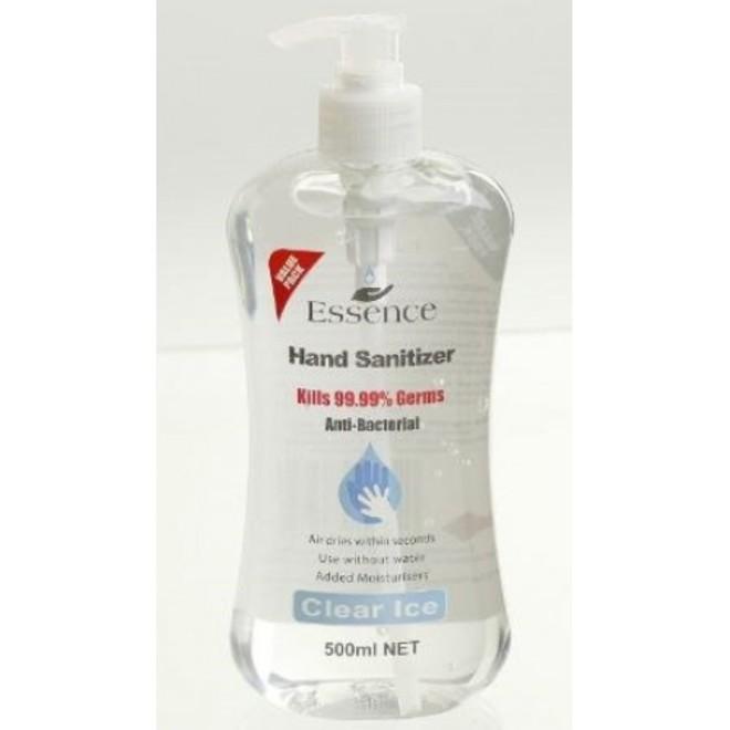 Essence Hand Sanitizer Ice 500ml image 0