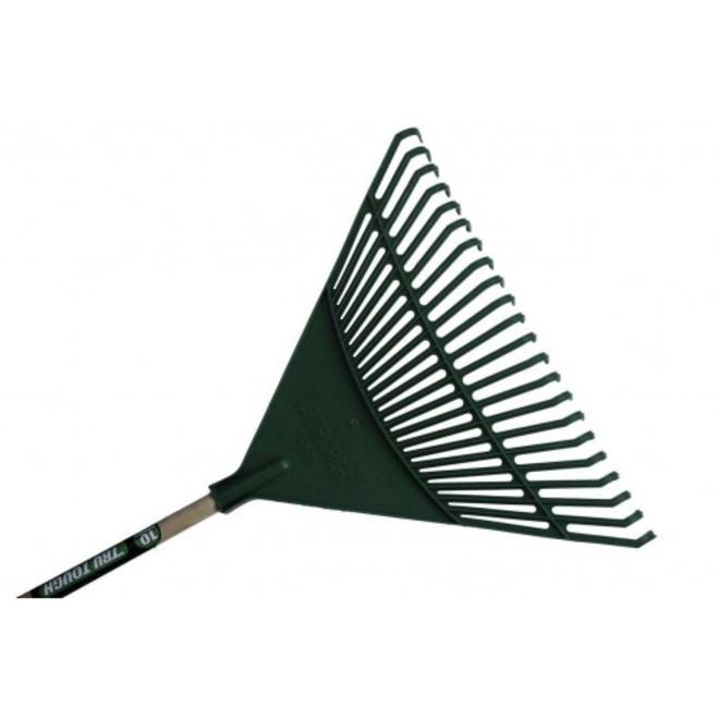 Truper Plastic Leaf Rake image 0