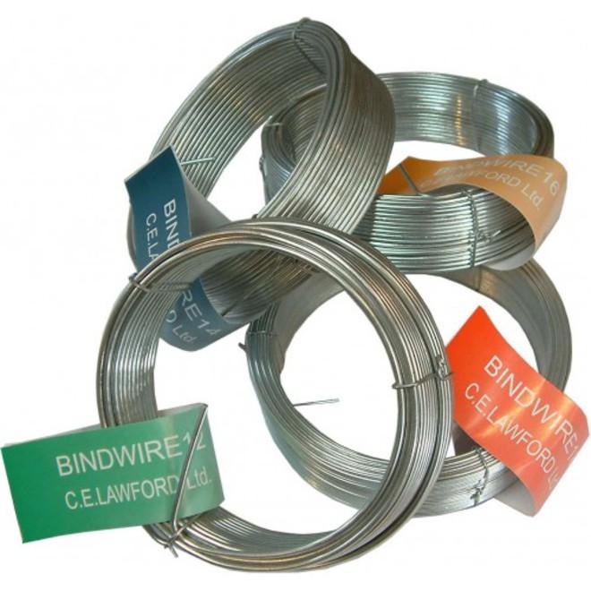 14swg Binding Wire 500g image 0