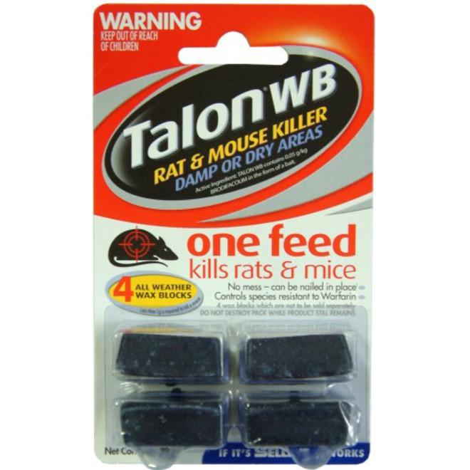 Talon Rat & Mouse Waxed Baits image 0