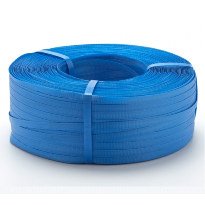 19mmx1000m Blue Hand Strapping image 0