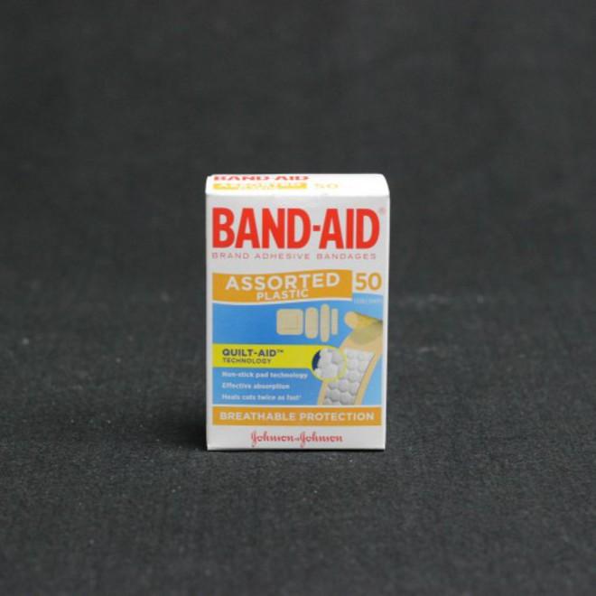 Bandaid  Shapes Plastrs 50's image 0