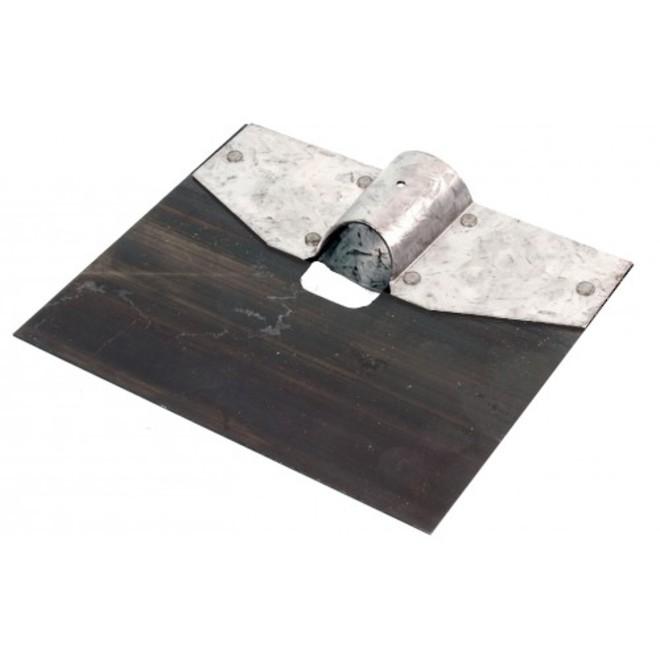 150mm Edma Steel Scraper c/wHd image 0