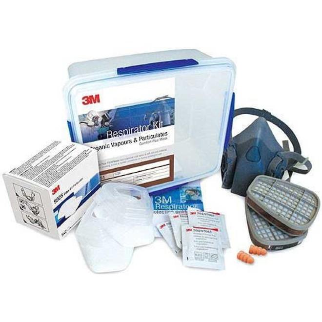 #7551 Spraying Respirator Kit image 0