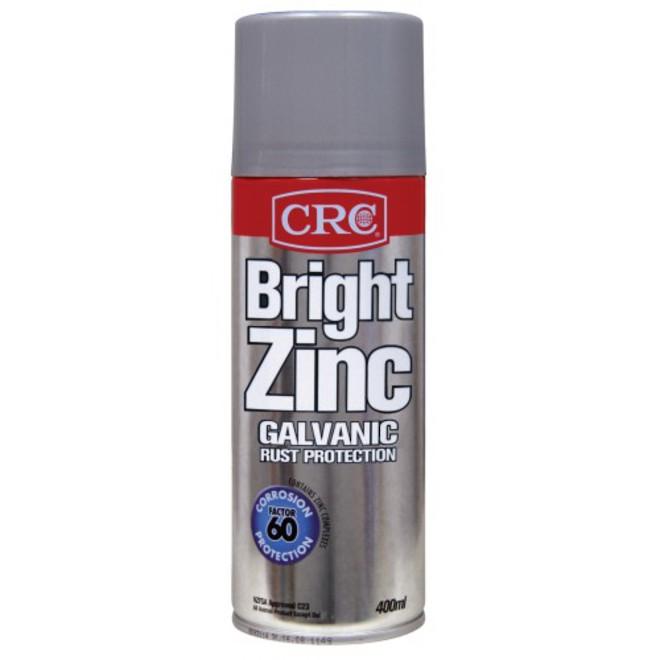 CRC Bright Zinc-it 400ml image 0