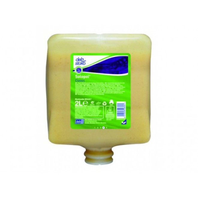 Solopol 2Ltr Heavy Duty Hand Cleaner image 0