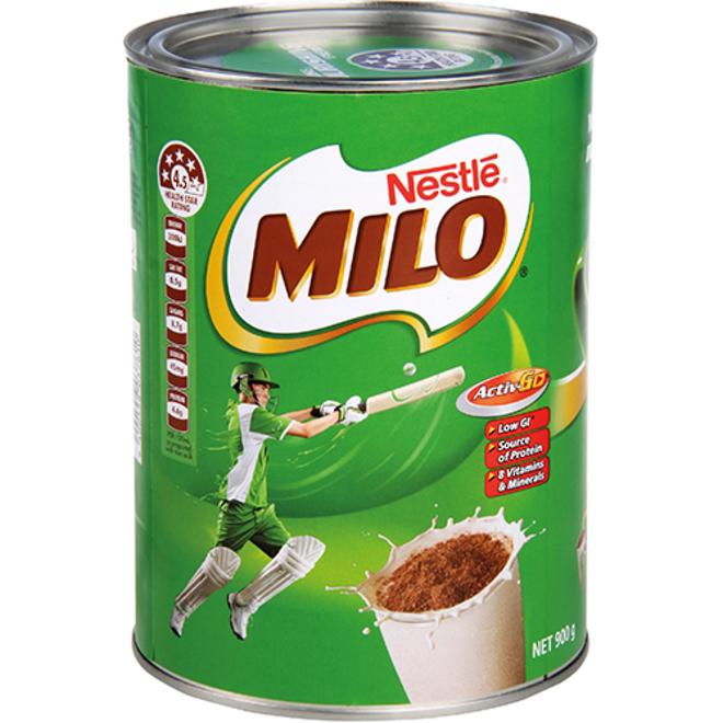 Nestle Milo 900gm Tin image 0
