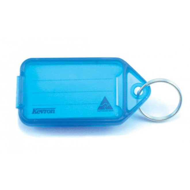 Kevron Plastic Key Tag image 0