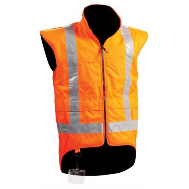 S/W Lined HCH Vest image 0